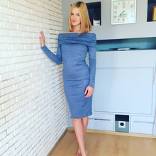 Winter Dress 2017 Vestidos Warm Dresses For Women Ukraine Office Velvet Dress Female Robe Vestido Bandage Dress Women Clothing