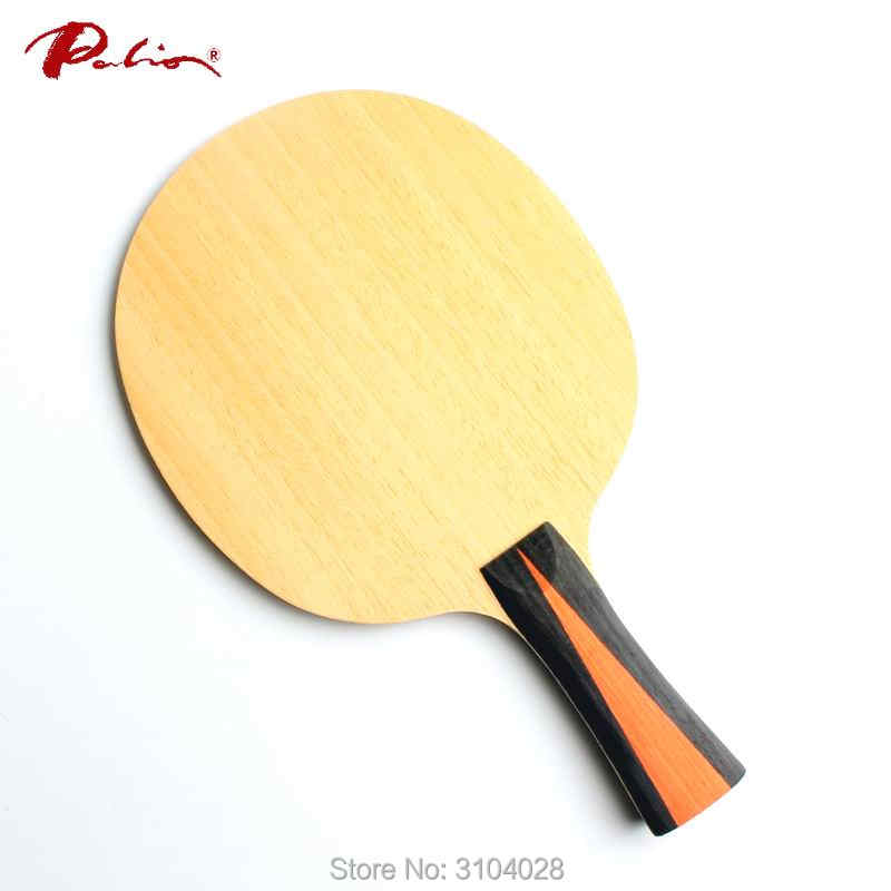 Palio resmi enerji 01 masa tenisi blade 40 + yeni malzeme masa tenisi raketi oyun döngü ve hızlı saldırı 3ply ahşap