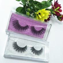 d68af3eab73 Single Box 10 pairs Mink Lashes False Eyelashes Soft Natural Eyelashes  Handmade Fake Eye Lash Extension free shipping