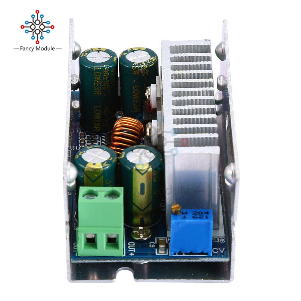 Image 5 - 200W 15A DC DC 8 60V 48V TO 1 36V 5V 12V 24V 19V Buck Converter Step down Power Module-in Inverters & Converters from Home Improvement