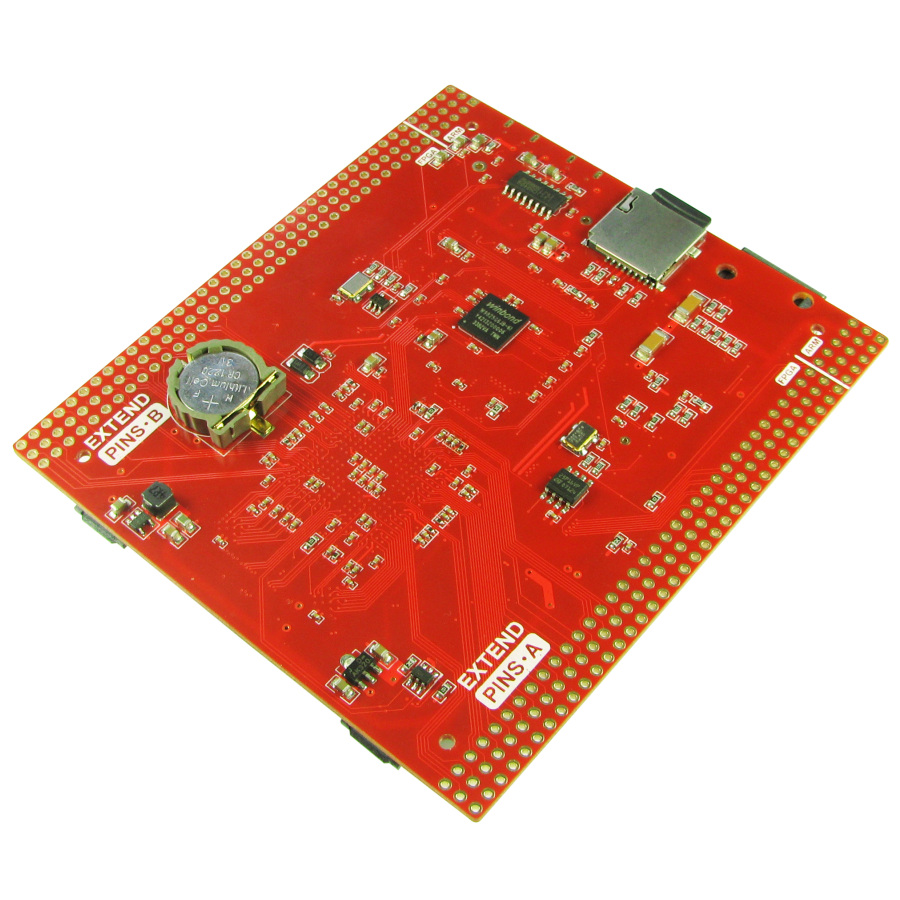 Image 3 - Free shipping iCore4 ARM FPGA dual core industrial control board development board Stm32 FPGA development board sensorABS Sensor   -