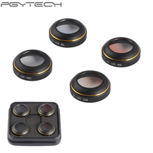 4pcs/set PGY Lens Filters Gradient Filter 4 Color for DJI MAVIC Pro Drone Accessories