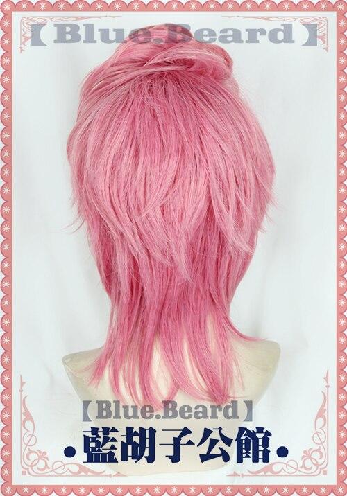 JoJo/'s Bizarre Adventure Trish Una Cosplay JoJo no Kimyou na Bouken Hair Wig