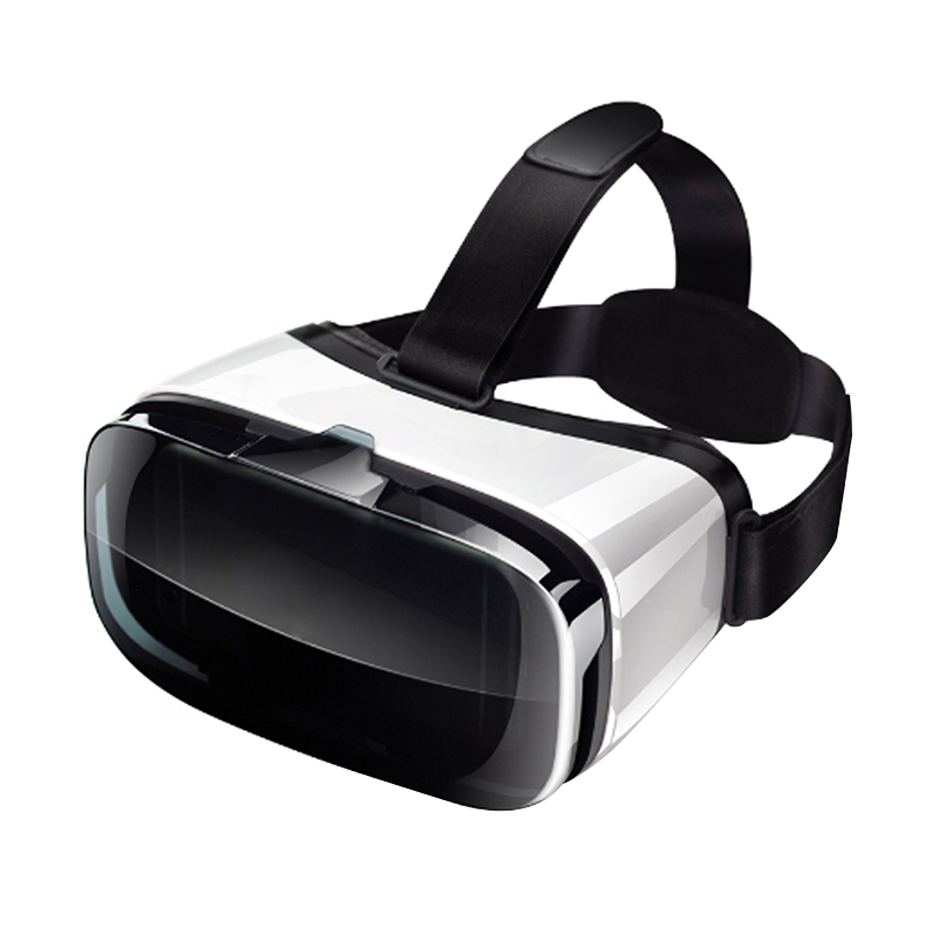 VR Virtual Reality Glasses Goggles 3D VR Box Google Cardboard Headset for 4.0~6.3