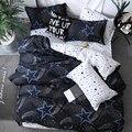 Постельное белье с бабочками  постельное белье высокого качества 3/4 шт.  Комплект постельного белья  пододеяльник  простыня  наволочка  высо...
