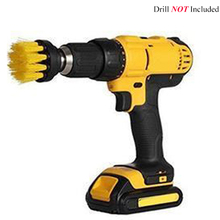 2 3.5 4 5 inch Drill Power Scrub Clean Brush For Leather Plastic Wooden Furniture Car Interiors Cleaning Power Scrub, Yellow 2 3 5 4 5 inch drill power scrub clean brush for leather plastic wooden furniture car interiors cleaning power scrub black