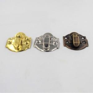 10PCS Antique Metal Lock 26x29