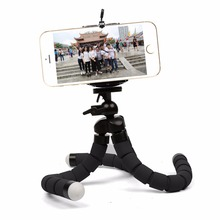 SHOOT Large Size Octopus Tripod for DSLR Nikon Canon SONY Digital Cameras and Tablet