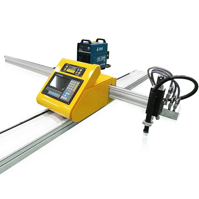 China high precision potable cnc plasma cutter cutting machine with cheap price 2