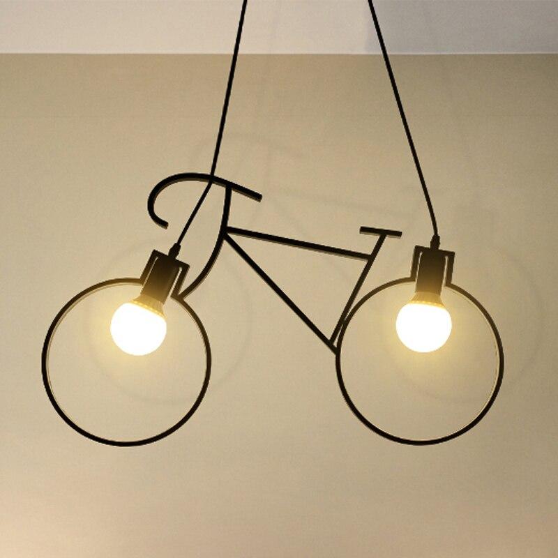 Luminaires rétro en fer forgé cage pendentif lumières boutique affaire cuisine lumière Restaurant fer pendentif lampe Bar suspendus éclairage