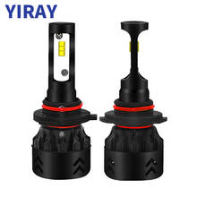 YIRAY Car Headlight H7 LED H4 LED H1 H11 9005/HB3 9006/HB4 80W 9600LM 6000K 12V 24V Auto Headlamp COB Bulbs Automobile Fog Lamps cooleeon auto headlamp led light h1 h4 h7 car headlight bulbs h11 9005 9006 automotive led lamp kit 12v 24v 80w 9600lm cree leds