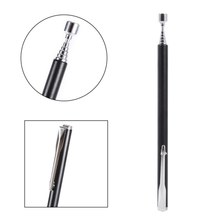 2019 Metal Parts Picker With Retractable Rod Magnetic Pen-Type Screw Collector Pickup Object Extractor Antenna Auto Repair Tool(China)