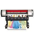 Эко сольвентный принтер 160 см с Xp600 рулон головки для рулона наружный гибкий струйный принтер для баннеров Cmyk цветной растворитель плоттер