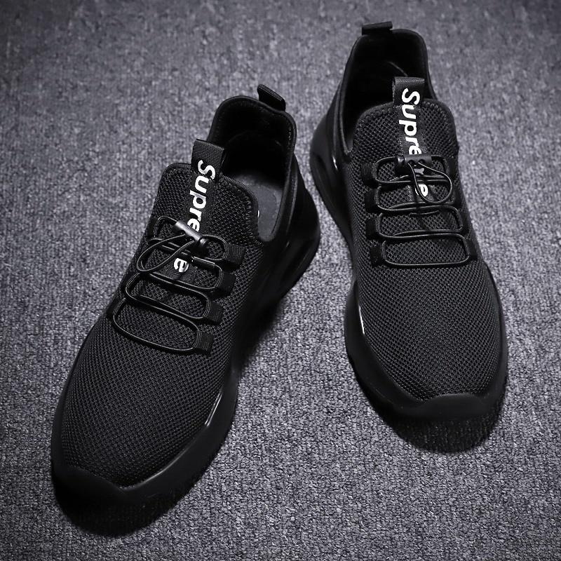 Américaine Hommes 2018 D'été Plein Chaussures Nouveaux La Européenne Maille Mode En 5 Air Loisirs De Sport Noir Luxe Et DHI29WYE