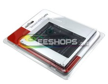 2nd HDD SSD Caddy for Apple MacBook Pro Late 2006 MA609LL MA610LL MA611LL A Second Hard