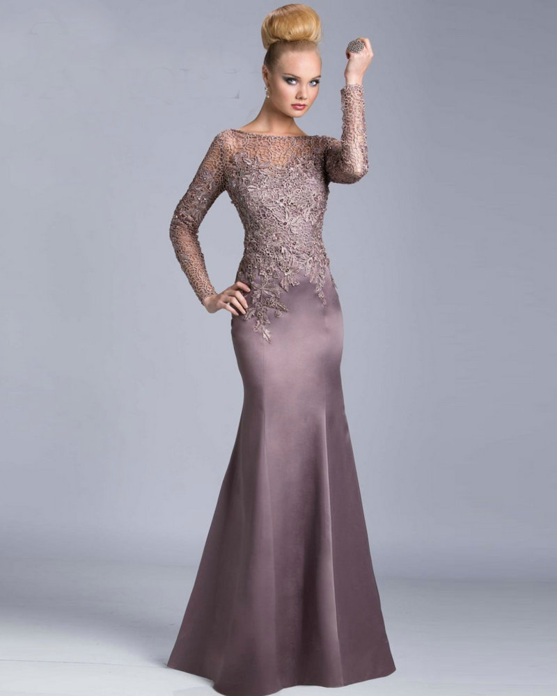Hairstyle For Wedding Godmother: Style W328 Modern Online Boat Neck Women Fitted Evening