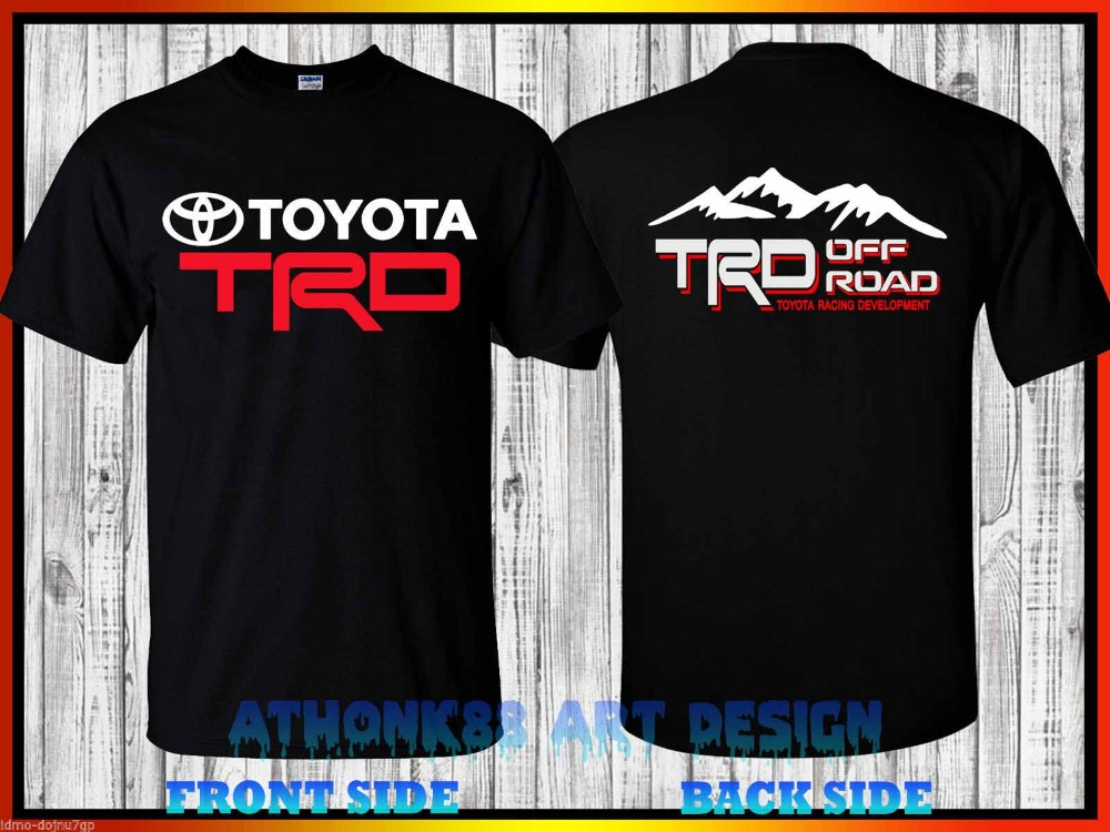 2019 New Mens T Shirts Japanese Car MOUNTAIN OFF ROAD LAND ...