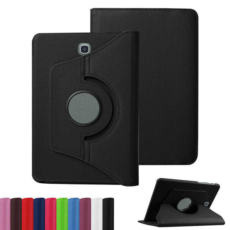 360 Roterende Case Voor Samsung Galaxy Tab S2 9.7 inch T810 T813 T815 T819 PU Leather Cover voor Samsung SM-T810 SM-T815 Tablet