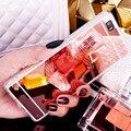 Для Huawei Ascend P8 Lite/P9 Lite Case Ультра Тонкий Покрытие Зеркало Мягкие TPU Крышка Телефона Случаях Fundas Капа