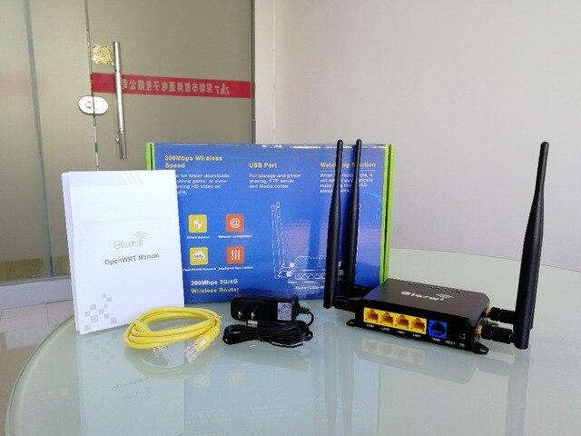 Cioswi WE826-T2 3G 4G Lte Router repetidor WIFI 2,4 Ghz 128MB al aire libre acceso punto Router Modem 4g Wifi tarjeta Sim