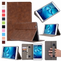 Luxury Pu Leather Case Cover For Huawei MediaPad M3 8 4 Inch Tablet Pc Protective Case