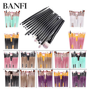 15PCs Makeup Brush S...