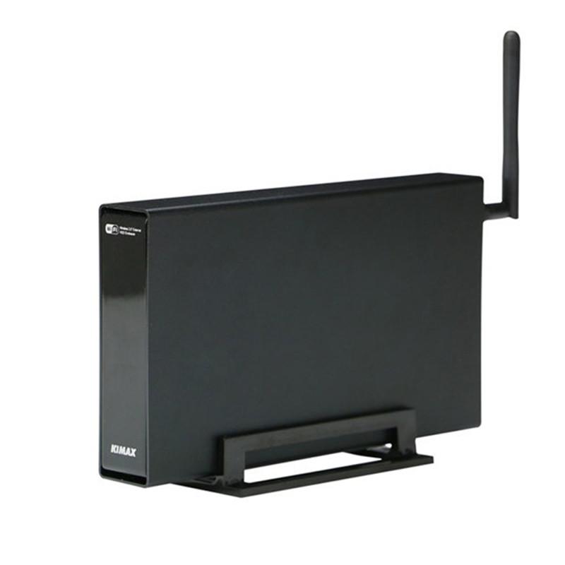 Brand New Wireless Storage Devices 6TB 2.53.5SATA HDD/SSD Enclosure Nas LAN Share RJ45 Ethernet Wireless Devices