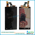 for Sony Xperia acro S Lt26w LCD screen display with touch screen digitizer assembly full sets