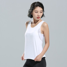 2017 Sexy Mesh Yoga Shirts Women Sleeveless Spliced Yoga Vest Blouse Sport Tank Tops Fitness Exercise Running Tops Female yt106