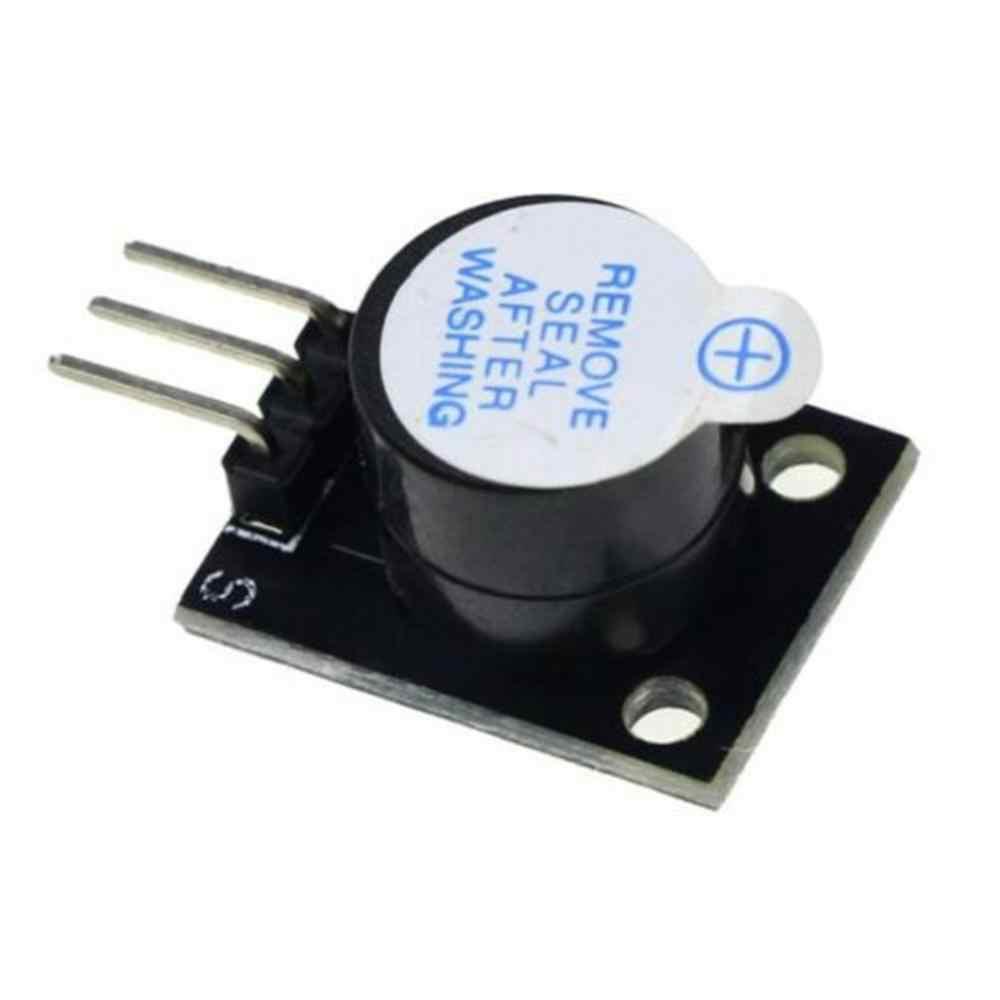Módulo zumbador activo KY-012 para Arduino AVR PIC altavoz activo zumbador modo alarma accesorios para teléfono de impresora de PC