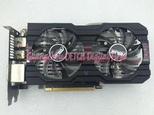 Used GTX660-DC2OCPH-2GD5 graphics card genuine disassemble