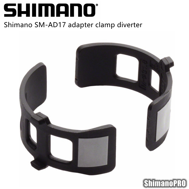 Shimano Clamp Band Adapters 34.9 -/>28.6mm for F Derailleur Mount 1pc New