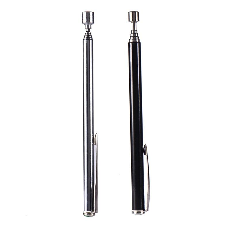Magnetic Pen Shape Pick Up Rod Stick Handheld Tools Adjustable Length Portable Telescopic Magnet