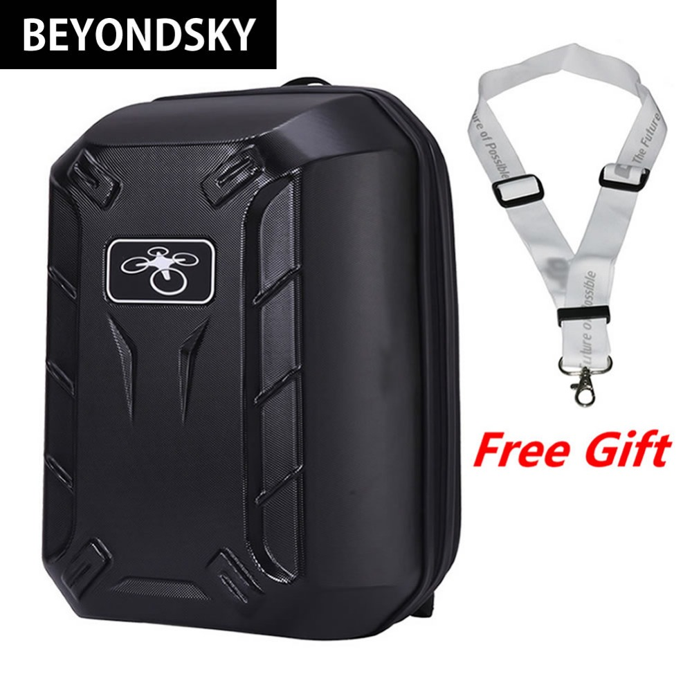 цена на DJI Phantom 4 Drone PC Hard Shell Backpack phantom 3 dji Standard Professional Advanced Waterproof Storage Box for RC Quadcopter