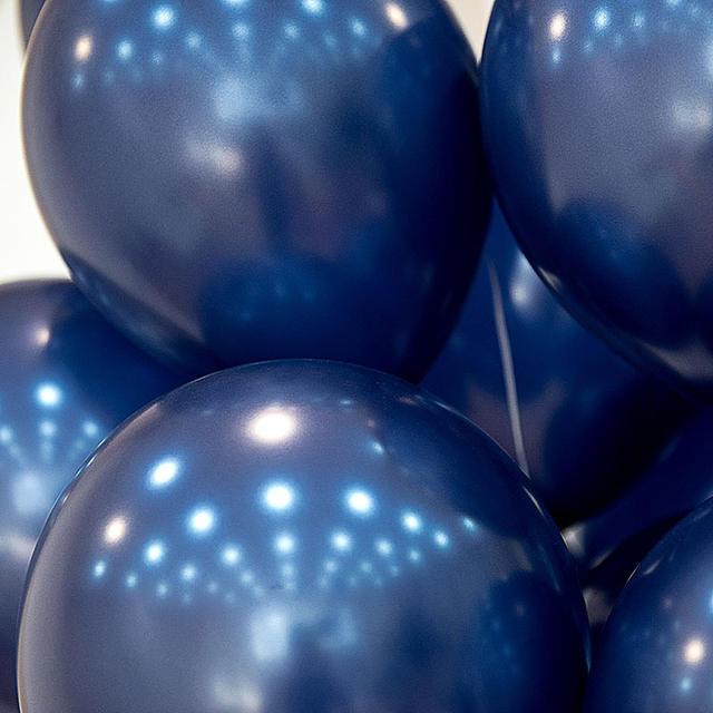 Matte Ballon with Heart for Party Set 25 Pcs