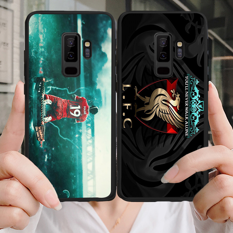 Yinuoda Phone Case For Liverpool Football Club Samsung Galaxy Note4 9 A6 A7 A8 A9 Soft Case Sadio Mane For J2Pro J4 J6 J7 Note5 in Half wrapped Cases from Cellphones Telecommunications