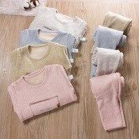 Children S Underwear Boys And Girls Velvet Home Clothing Wholesale