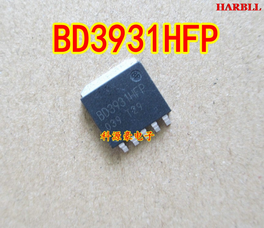 5pcs BD3931HFP  Commonly used chips for automotive computers