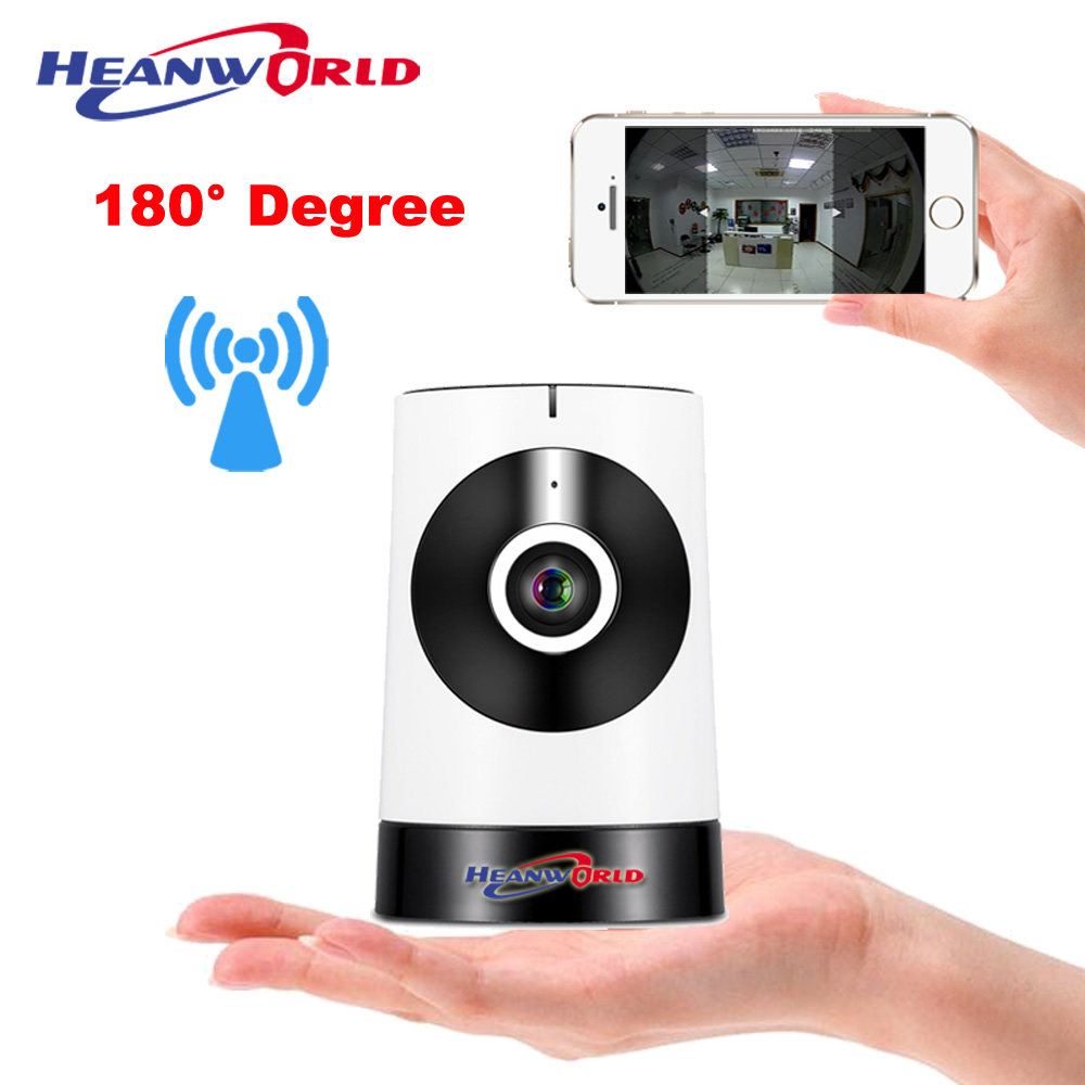 home security ip camera wireless 180 degree mini ip camera 720p hd surveillance camera wifi cctv. Black Bedroom Furniture Sets. Home Design Ideas