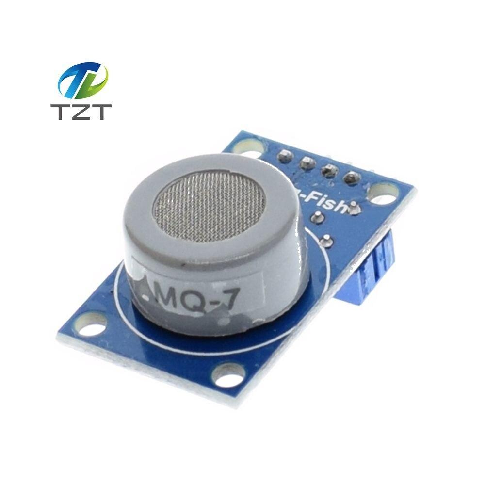 Free Shipping 1PCS MQ-7 module Carbon monoxide gas sensor detection alarm MQ7 sensor module for arduino