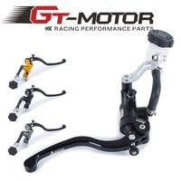 GT Motor Free Shipping Motorcycle 19X18 16X18 Brake Adelin Master Cylinder Hydraulic FOR Honda