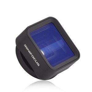 Image 5 - 1.33X Anamorphic Lens, мобильный телефон, широкоформатный объектив с широкоугольной камерой для телефонов iPhone, Samsung