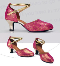 Fashion women's adult soft sudede pink sandals shoes
