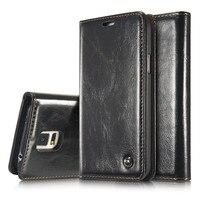 Caso de Couro Da Aleta de luxo Para Samsung Galaxy i9500 S4 S5 NEO Caso Fique Wallet PU Caso Capa de Couro i9600 mini G800 Coque Fundas