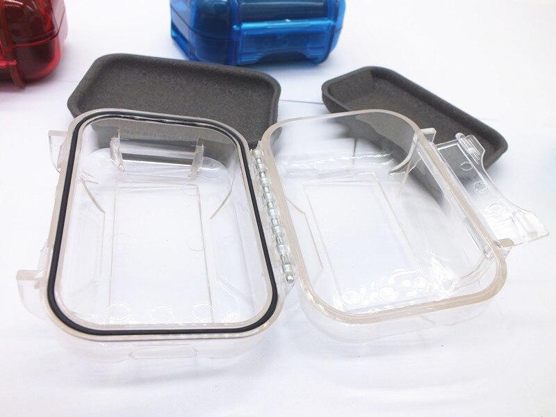 Auriculares Auriculares Accesorios A Prueba de agua Caja de - Audio y video portátil - foto 2