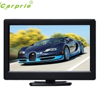 Super Automaker Drop Shipping New 5 Inch High Resolution HD 800X480 Car TFT LCD Monitor Screen