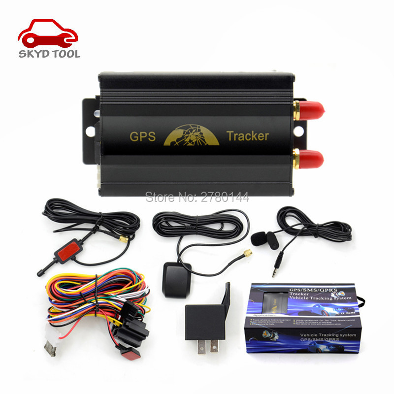 Car Tracker Device >> Us 30 99 Newest Car Tracker Gps 103 Real Time Coban Vehicle Gps Tracker With Remote Control Gps103 Tk103b Car Tracker Device Gps On Aliexpress Com