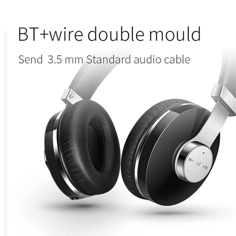 T9 casque casque Bluetooth Subwoofer sans fil musique téléphone ordinateur casque sport CVC 6.0 suppression de bruit