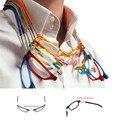 2017 moda Folding Frente Ligue óculos unissex óculos de leitura magnética Ímãs pendurar dobrável qualidade leitor 01