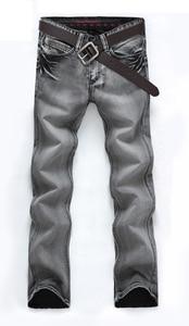 Image 3 - AIRGRACIASกางเกงยีนส์คลาสสิกRetro Nostalgiaกางเกงยีนส์ผู้ชายขนาด28 38กางเกงกางเกงยาวยี่ห้อbiker Jean